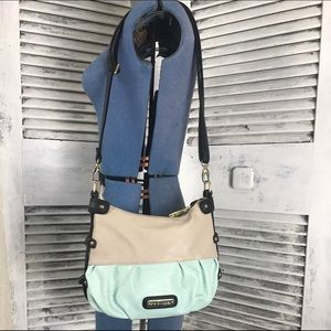 Steve Madden cross body purse in SPRING mint